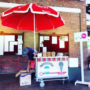 Traditional Ice Cream Cart Singapore