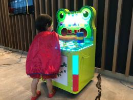 Whack a Frog Arcade Rental copy