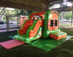 Safari World Bouncy Castle