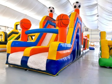 Sports Arena Bouncy Castle Rental Singapore