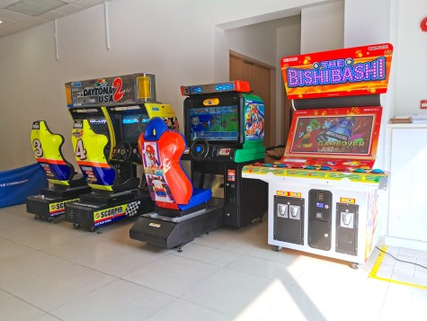 Arcade machine for hire Singapore