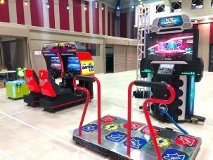Racing and Dacing Arcade Games Singapore