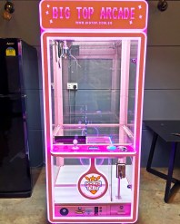 Big Top Claw Machine for Sale