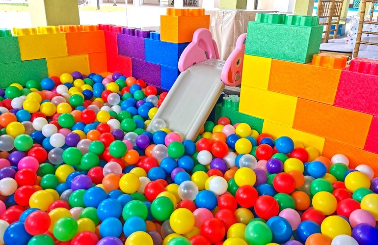 Lego Ball Pit Rental in Singapore