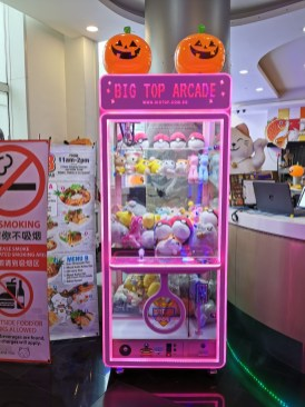Claw Machine Franchise