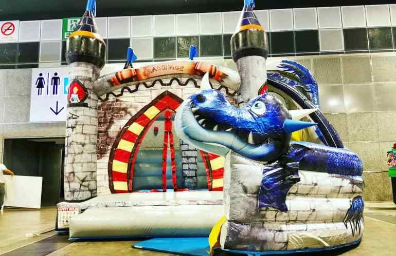 Cheap Bouncy Castle Rental in Singapore