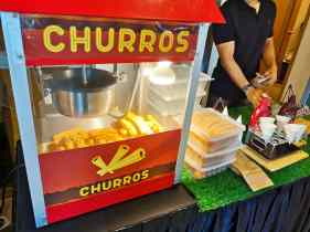 Churros Live Station Rental Singapore