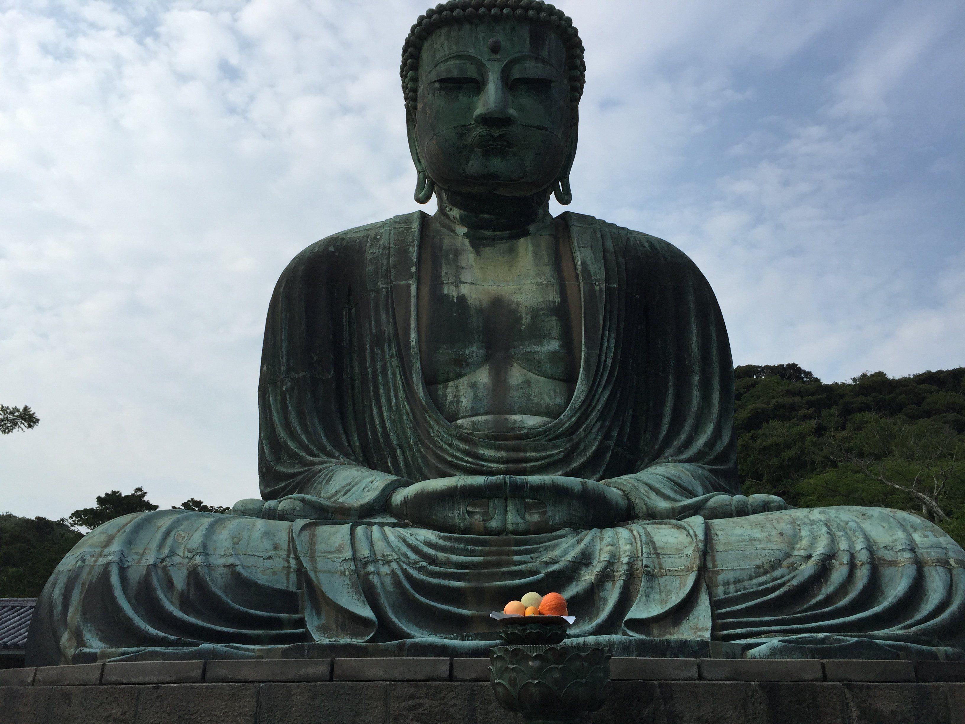 How Long Should You Stay In Japan - The Great Buddha, Kotoku-in, Kamakura, Kanagawa, Japan