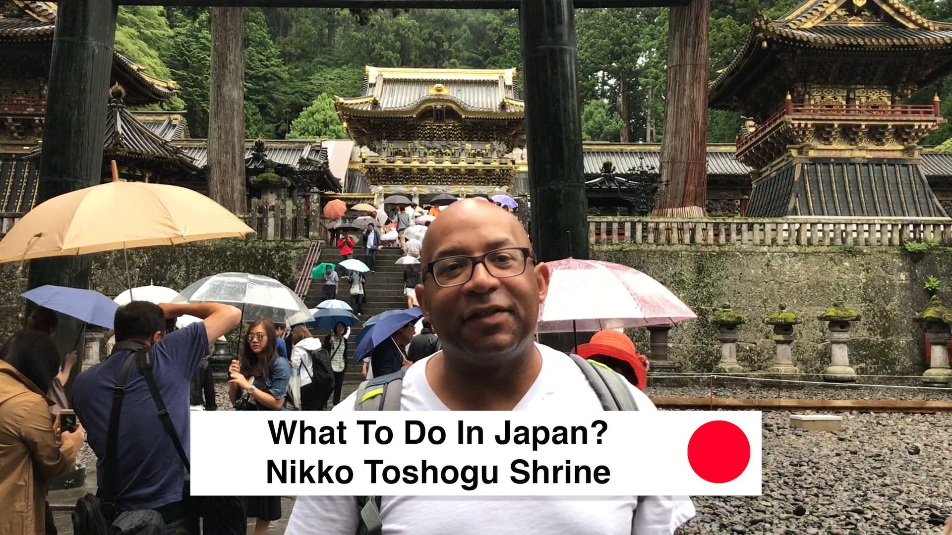 What To Do In Japan - Nikko Toshogu Shrine Japan Review Blog Guide List View Video 2017 ⛩ 🏯 🌸
