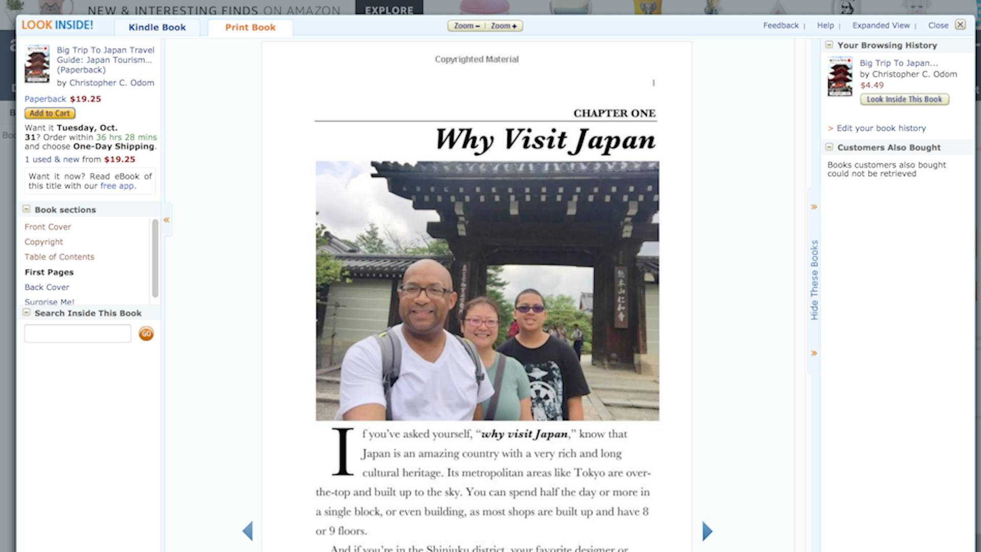 Show Notes Gear Links - Japan Travel Guide Book - Tourism Guide Travel Vlog