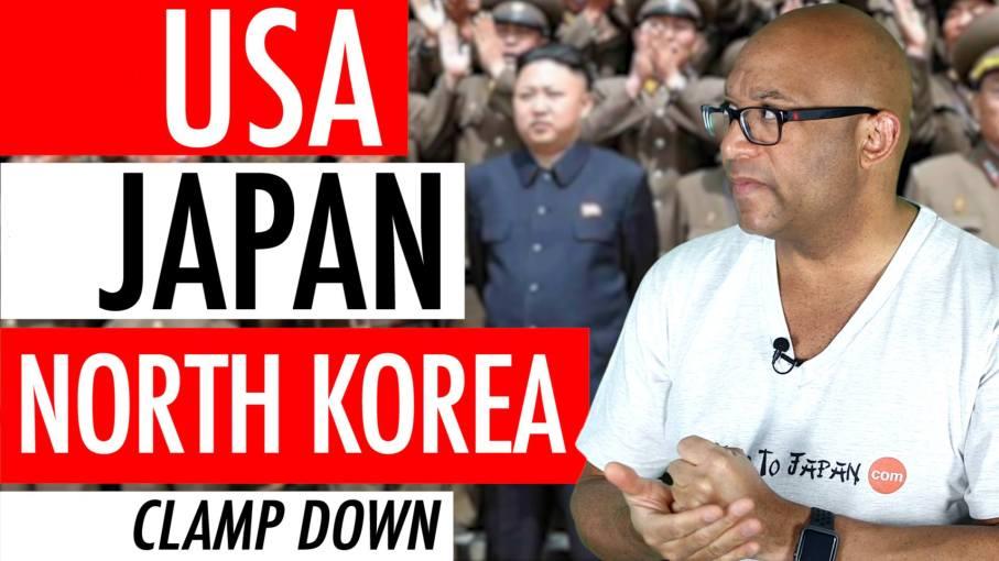 Japan North Korea Missile Crisis Report 2018 - USA And Japan To CLAMP DOWN On North Korea 🇺🇸 🇯🇵 🇰🇵