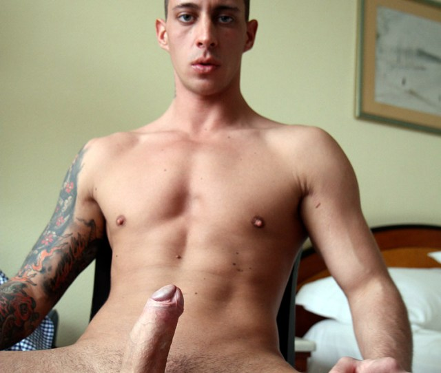 Hard Straight Boys Cock With