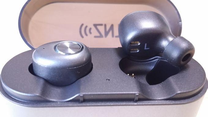 ZNT AirFits Bluetoothイヤホン ケース(ドック)