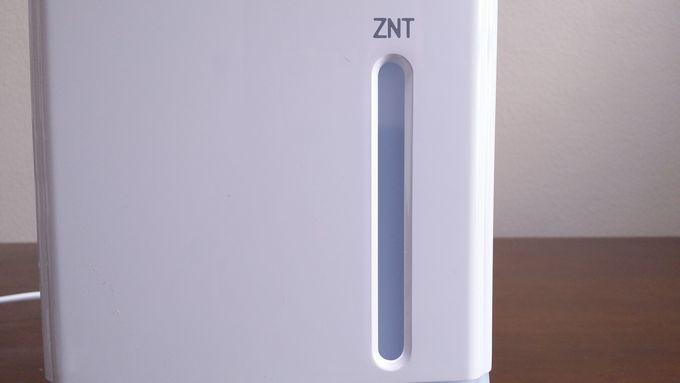 ZNT加湿器(E101)の水位メモリ