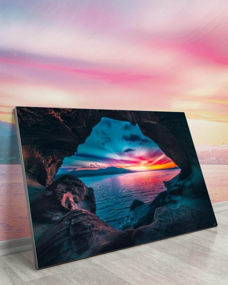 Large-Rock-Beach-Sunset-Wall-Art-Doehler