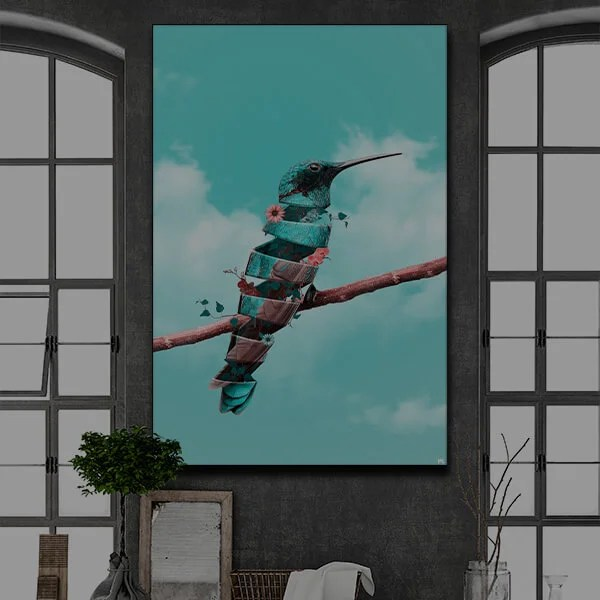 Large Surreal Surrealism Wall Art Oversized Decor Prints