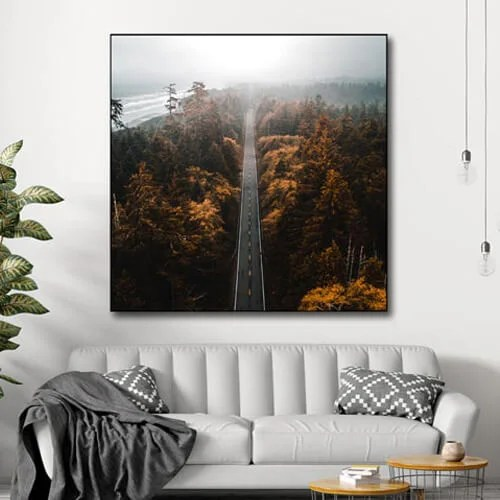 Nature Wall Art in Large Sizes