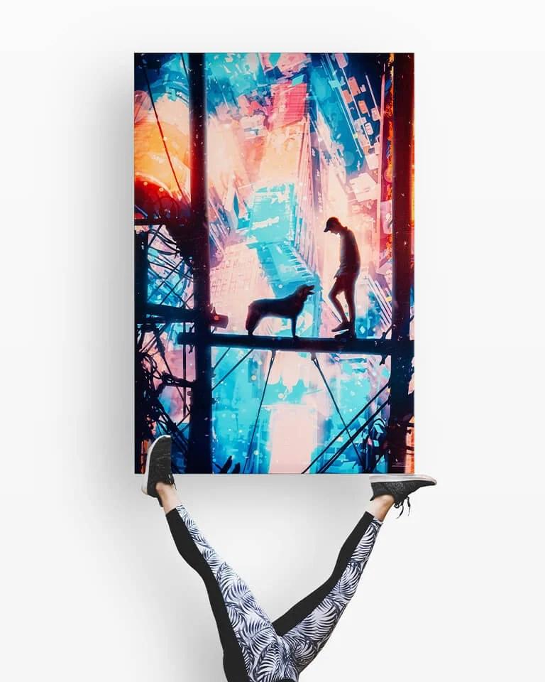 Huge Surreal Abstract Wall Art Landscape Photography Marco Zagara