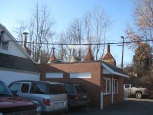 The smokehouse