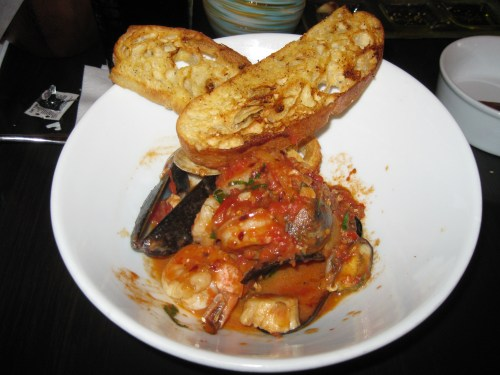 Fisherman's Stew from Kouzzina