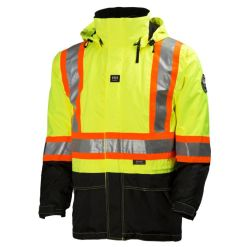 Men's yellow Hi Viz Potsdam Jacket