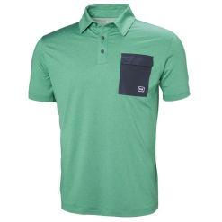 Helly Hansen Mens Oksval Short Sleeve Polo