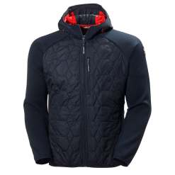 Helly Hansen Mens Sportswear Shore Hybrid Insulator Jacket