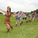farm style hen party