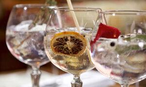 gin tasting york
