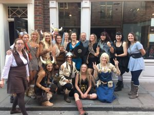 hen party review york