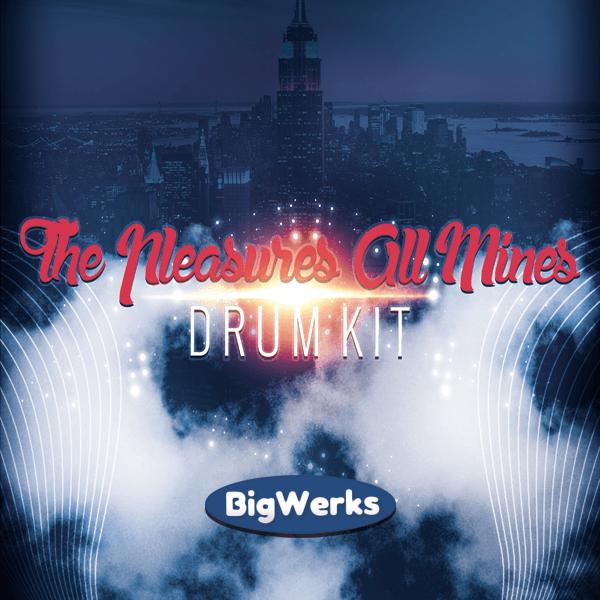 The Pleasures All Mines Drum Kit 1