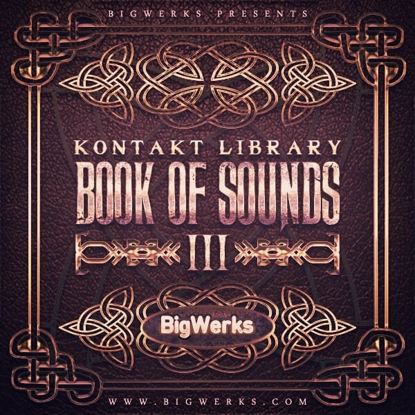 Book Of Sounds III Kontakt Library 1