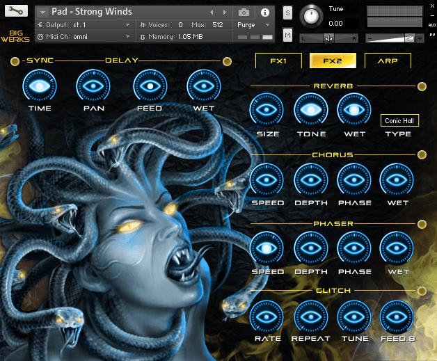 Dark Energy Kontakt Library -  #1 For High Quality Sounds Trap|R&b|Hip Hop|EDM|Cinematic|VST 3