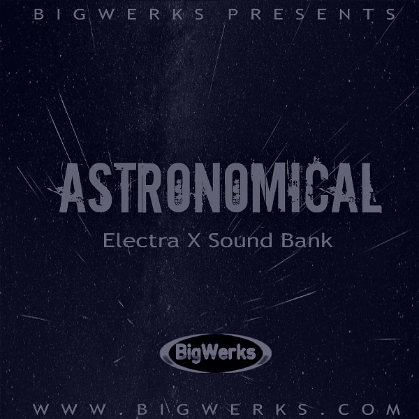 Astronomical - Electra X 1