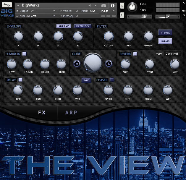 The View Kontakt Library 2