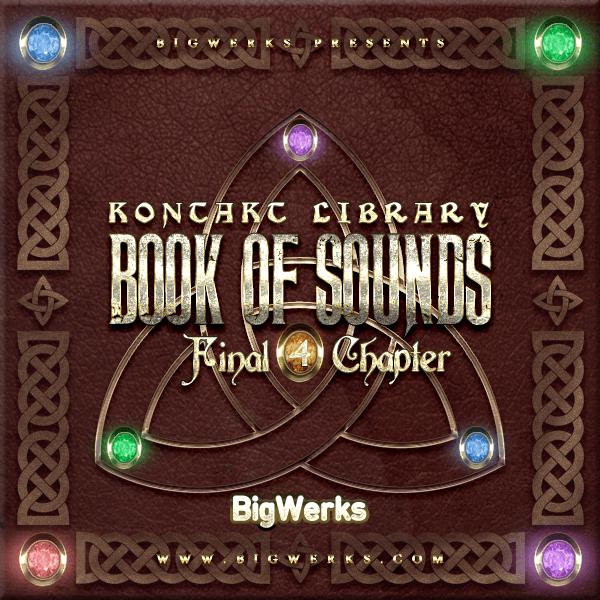 Book Of Sounds IV Kontakt Library 1