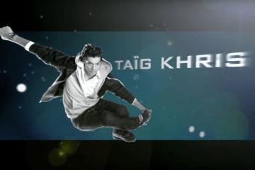 Legendary Vert Skater Taïg Khris Showreel, He Has Done It All