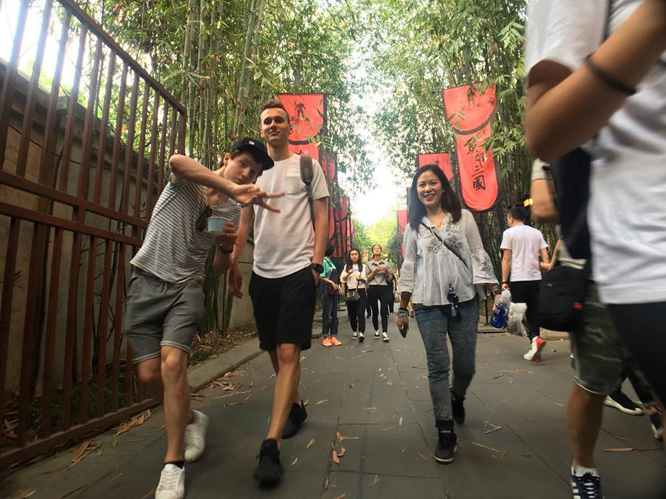 Pengzhou International Marathon Exploring