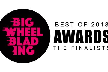 The 2018 Big Wheel Blading Awards Finalists