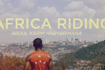arte.tv: Abdul Karim Habyarimamna Skating the Streets of Rwanda