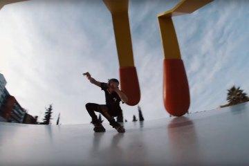 USD AEON 60 Nick Lomax Pro Skate