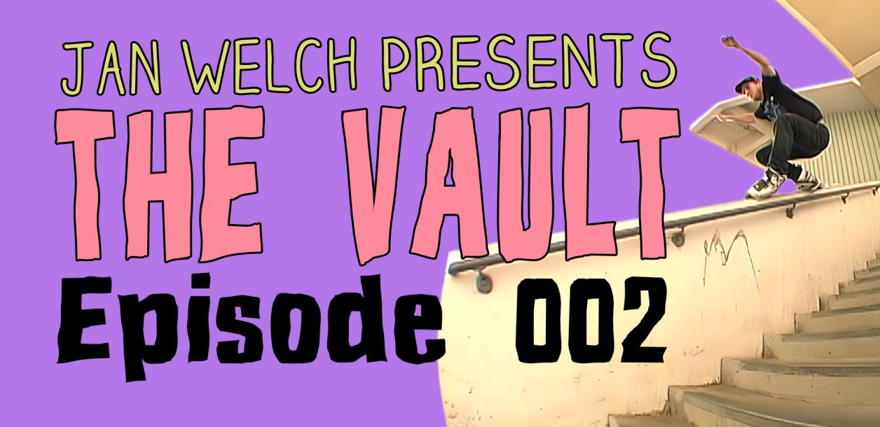 Jan Welch Presents The Vault Episode 2