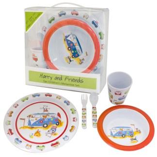 Harry and Friends Melamine