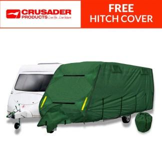 Crusader Caravan Cover
