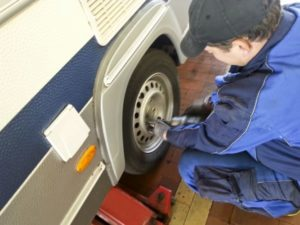 Caravanning- Pre-Journey Safety Checks