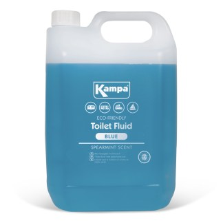 Kampa Blue Toilet Fluid 5 Litre LQ0003