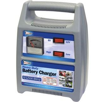 Streetwize 6v 12v Battery Charger
