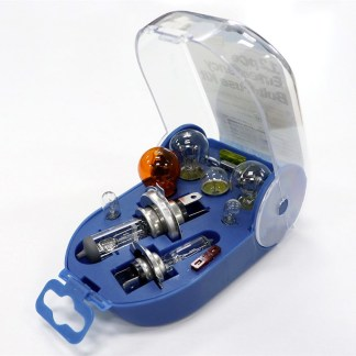 Streetwize Emergency Bulb Fuse Kit SWBK1