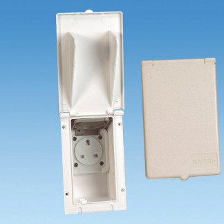 Po119 External 13amp Socket
