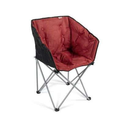 Red Ember Tub Chair